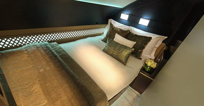 The Residence, to be rolled out on Etihad's A380s