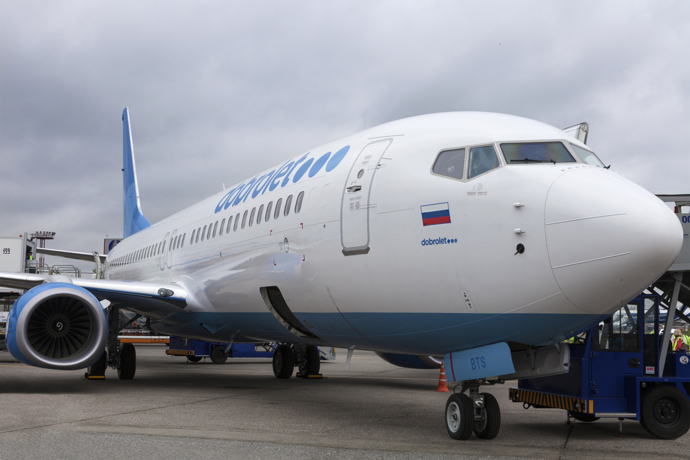 One of Dobrolet's Boeing 737-800NG. Picture: Aeroflot
