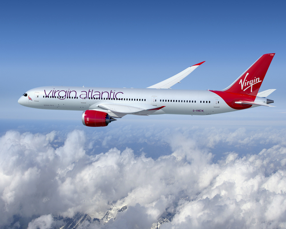 Picture:  Virgin Atlantic