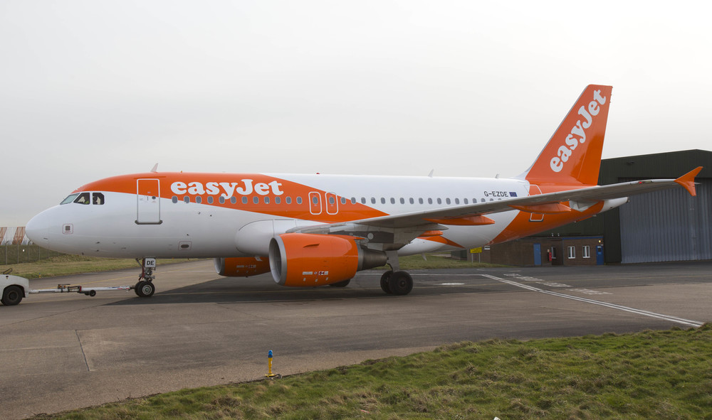 Picture: Easyjet