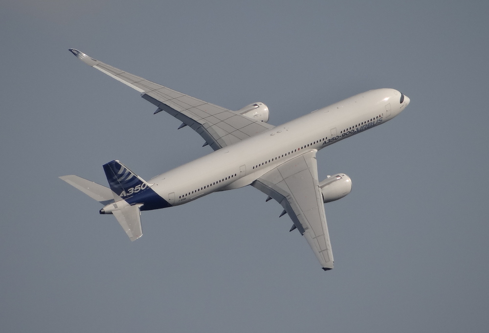 a350 flight maks
