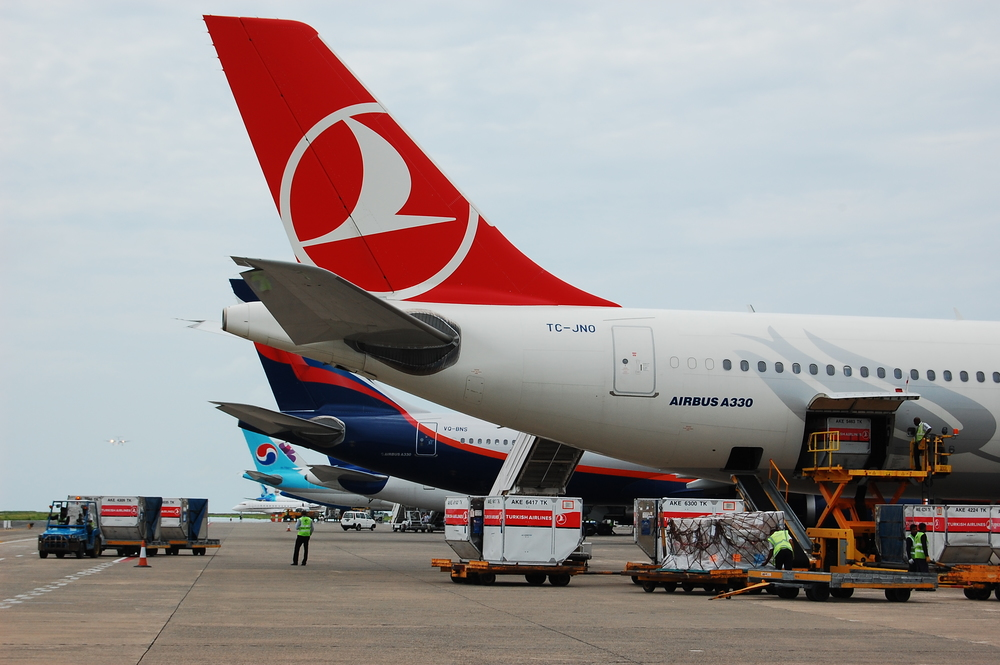Airlines at Male airport