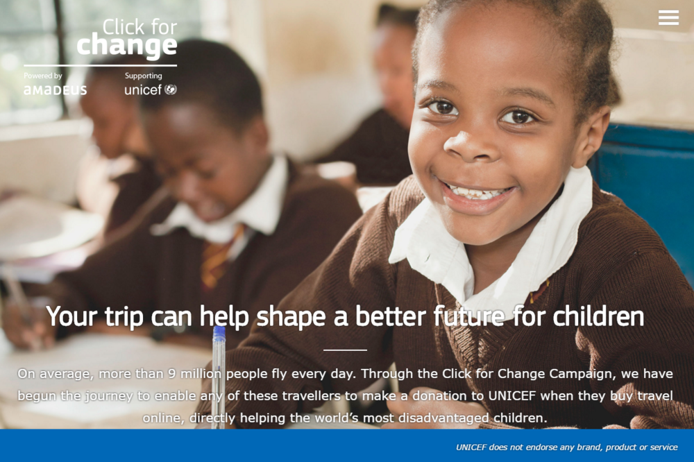 amadeus-unicef-click-for-change