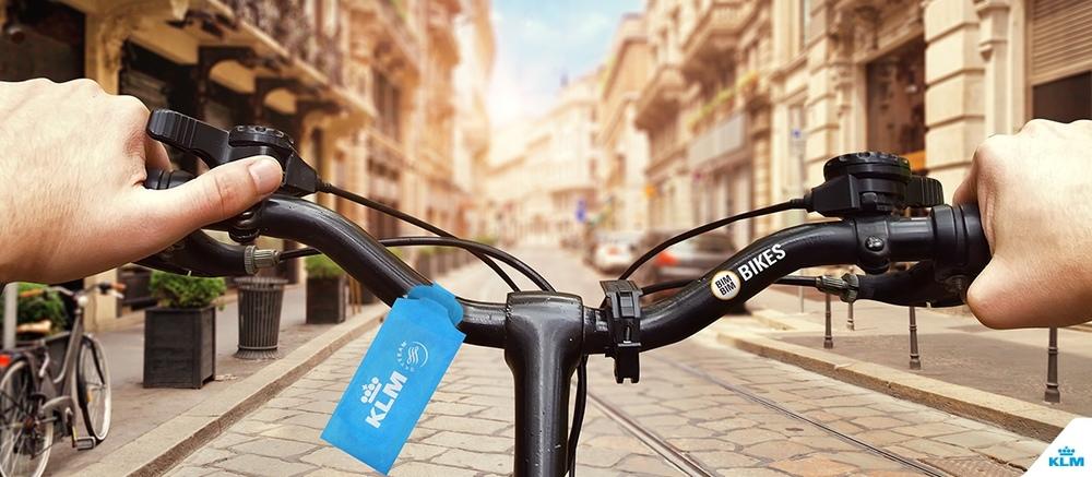 Bike rental KLM