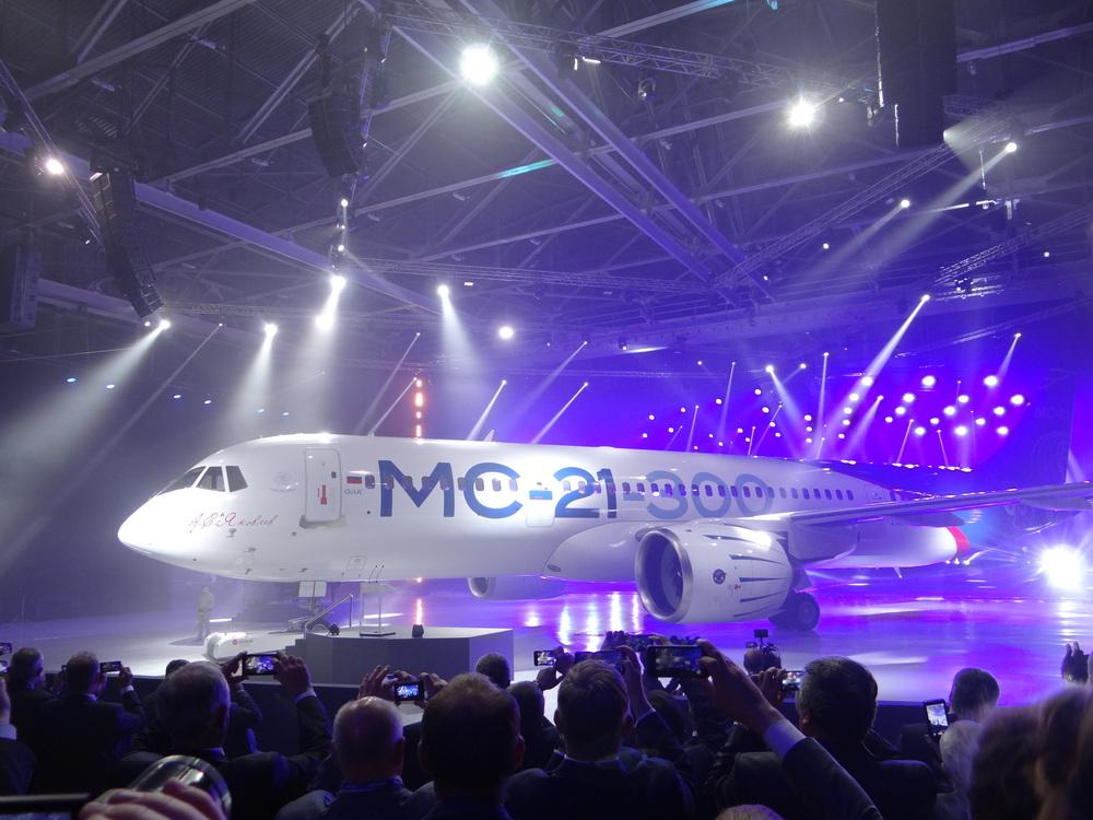 MC-21 presentation