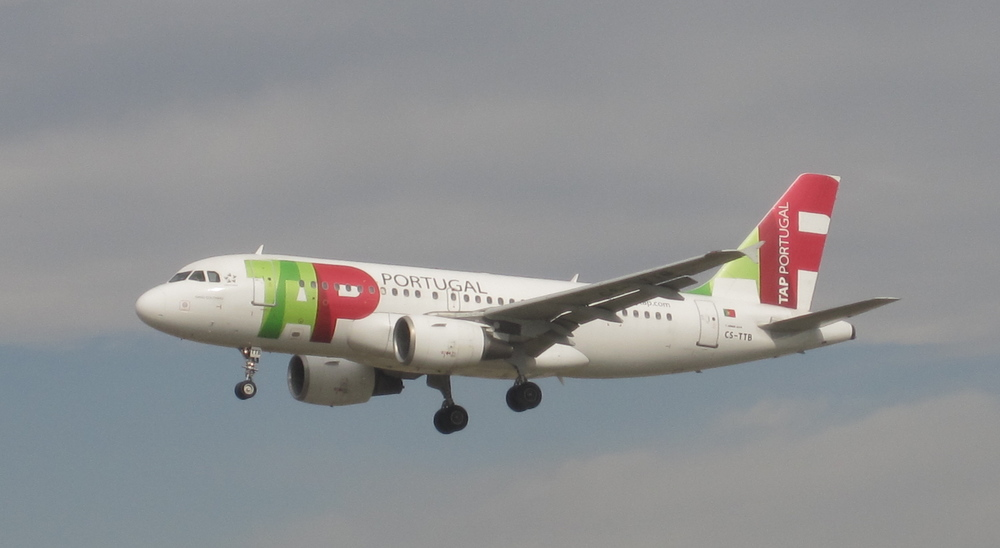 TAP Airbus A320