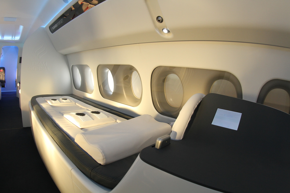 superjet sports cabin