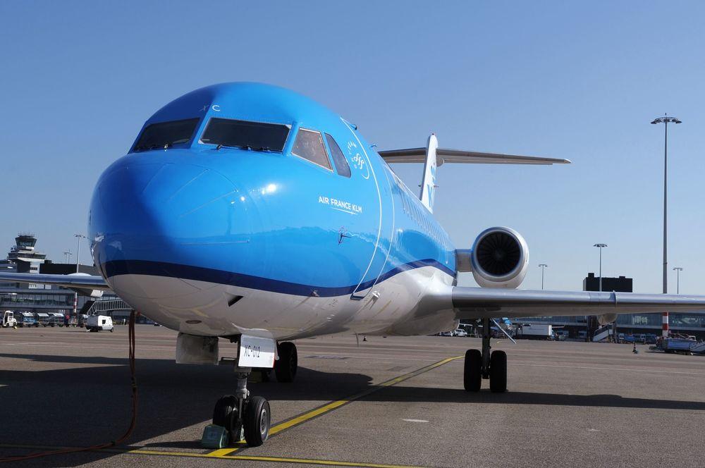 Fokker 70 KLM