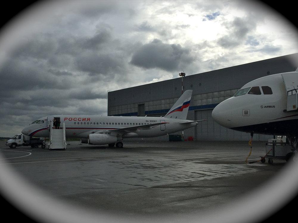 Superjet VIP and Airbus ACJ