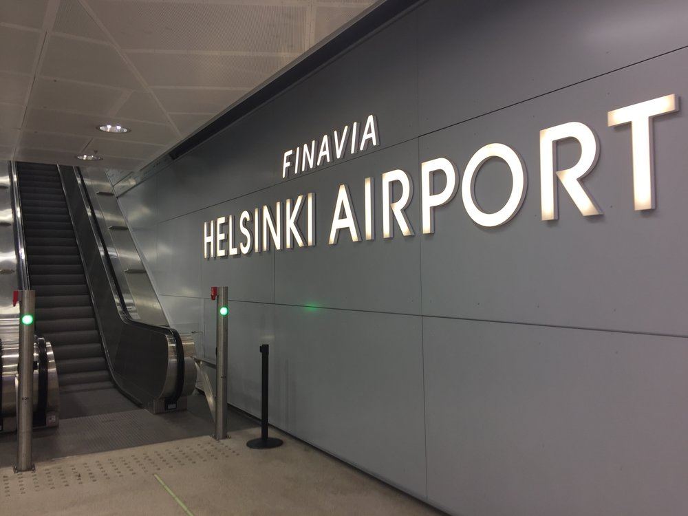 Welcome to Helsinki!