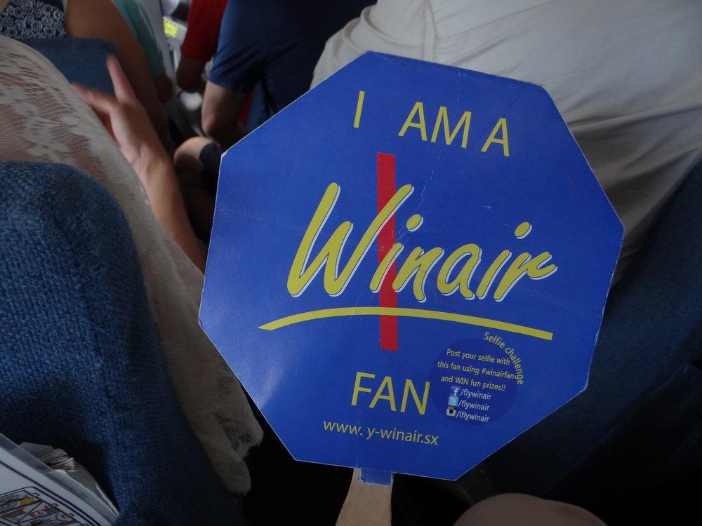 Winair fan
