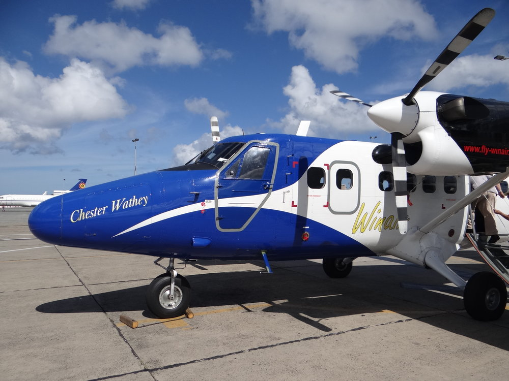 Direct Flight From St Barts To Saba Allplane