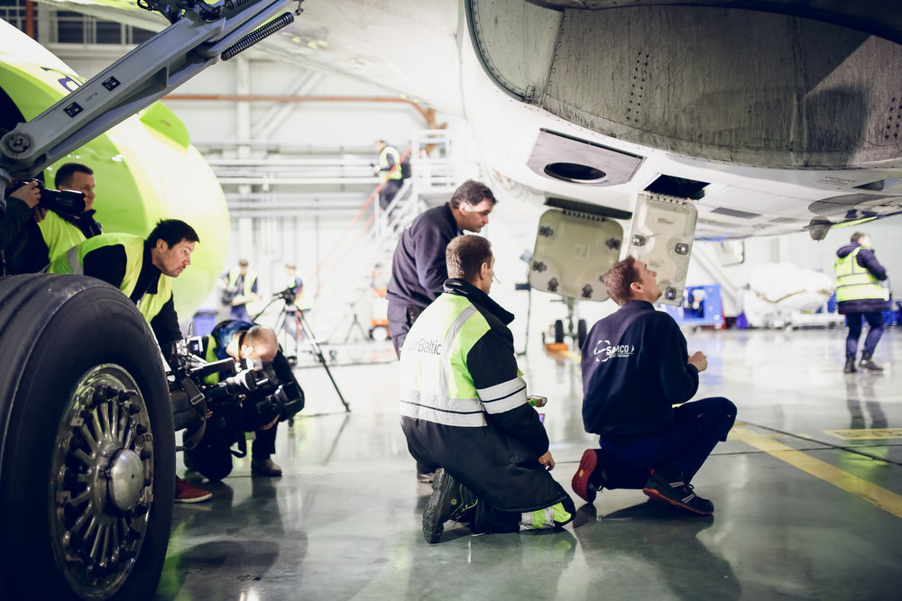 airbaltic maintenance cs300