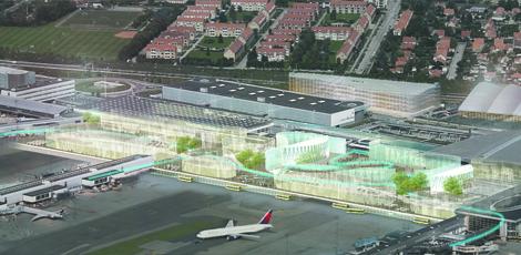 Picture:  Copenhagen Airport