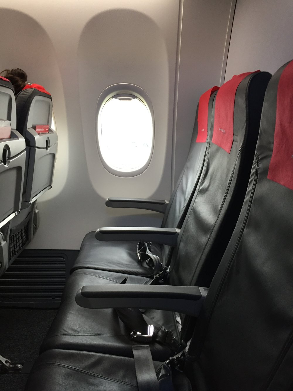 Norwegian cabin interior seats.JPG