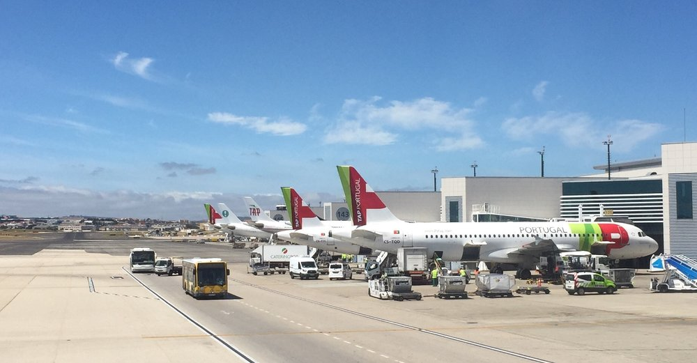 TAP at Lisbon airport.jpg