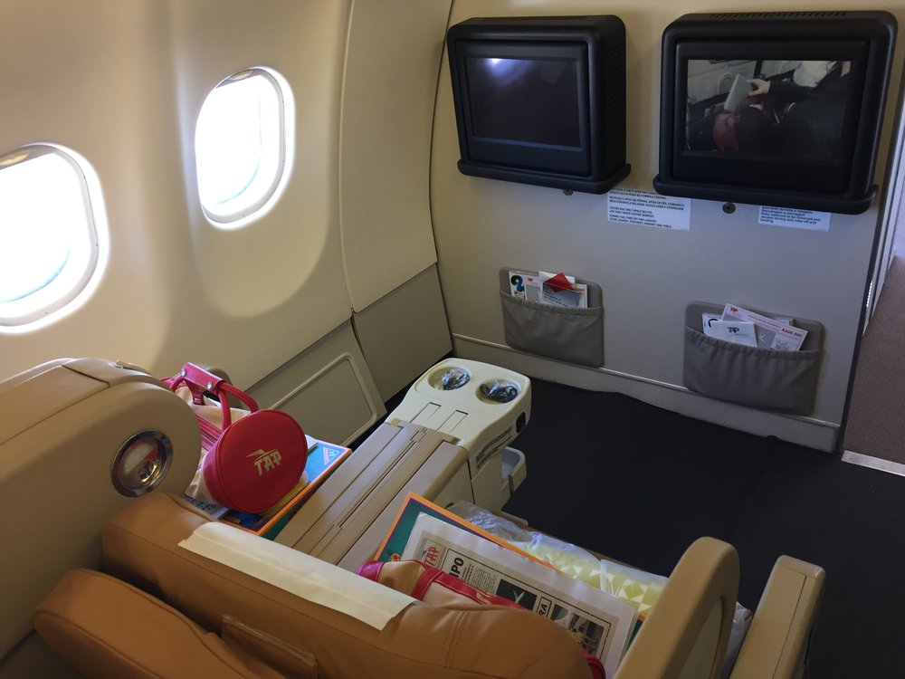 TAP Retrojet business class seat.JPG