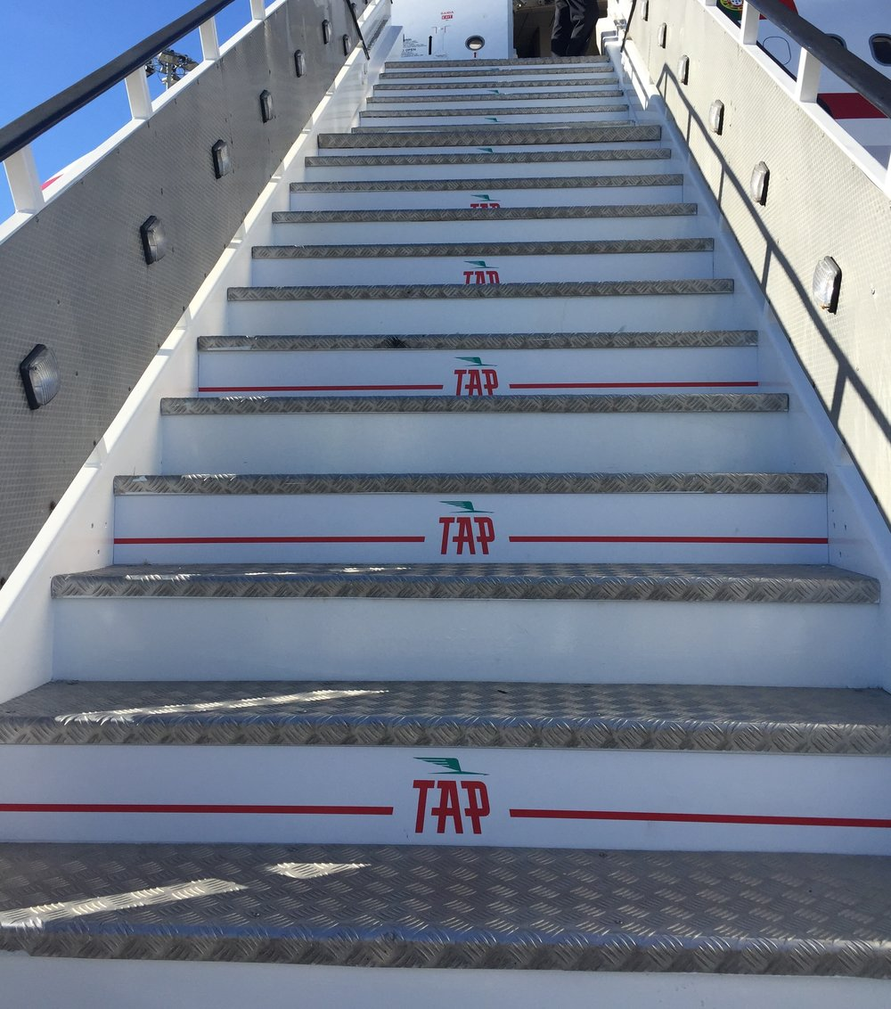 TAP A330 stairs.jpg