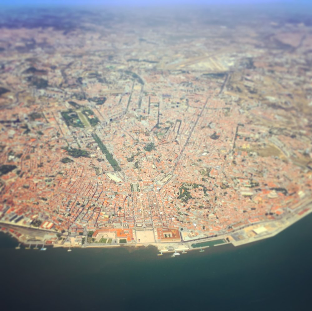 Lisbon from an airplane.JPG