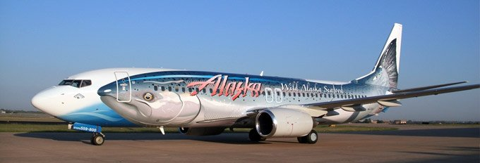 Picture: Alaska Airlines