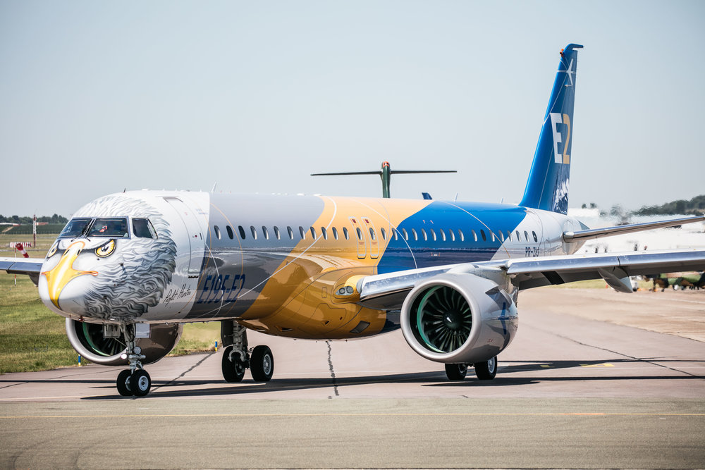 Picture: Embraer