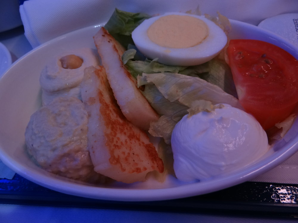 flydubai business class food.jpg