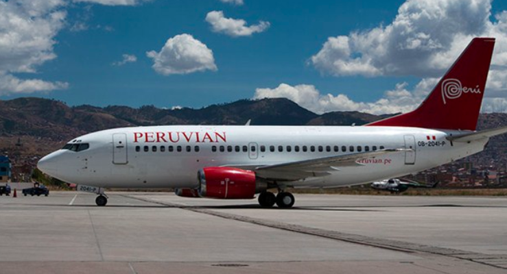The new generation Russian airliners are going to replace the Boeing 737 Classic fleet currently operated by the Peruvian airline. Picture: Peruvian Airlines