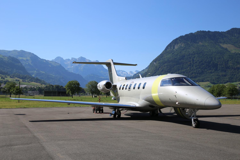 Pilatus PC-24 executive jet gets unique Philippe Starck design — Allplane