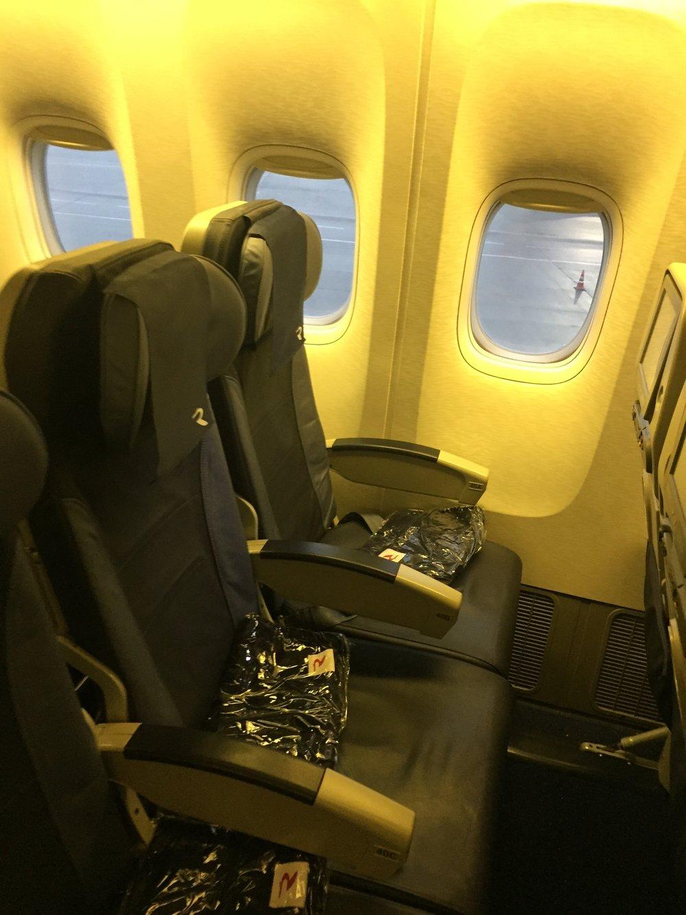 rossiya airlines economy.JPG