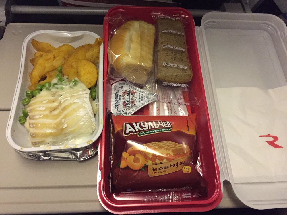 rossiya airlines inflight meal.JPG