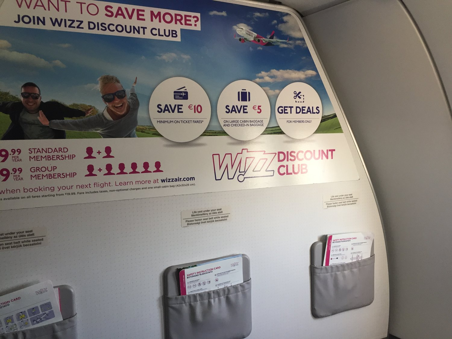 Flight Review Wizz Air A320 In Economy Of Course Allplane