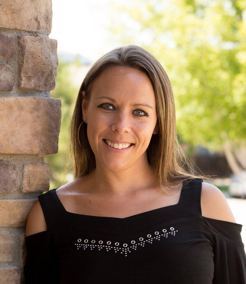 Sarah Logan, MS, MFTC, LPN Relational and Medical Family Therapist