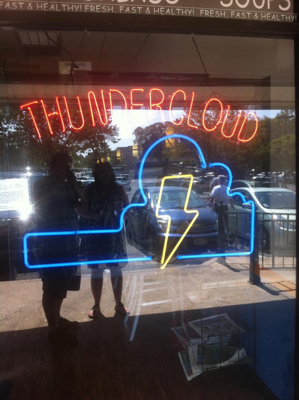 Thunder, Lightning?