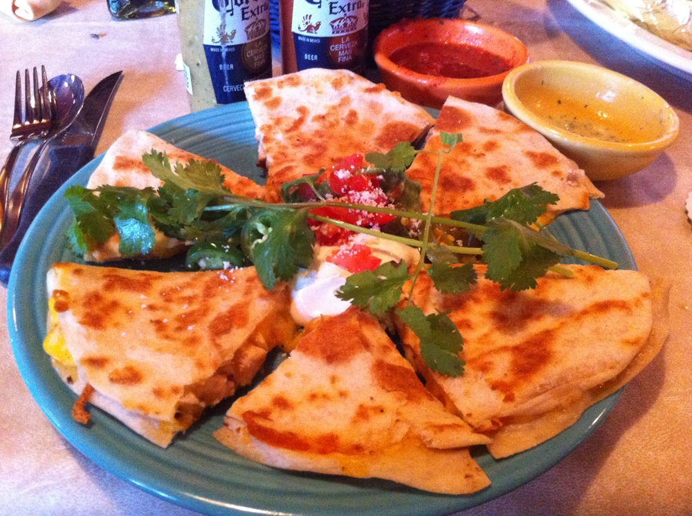 Pappasito's...still yummy!
