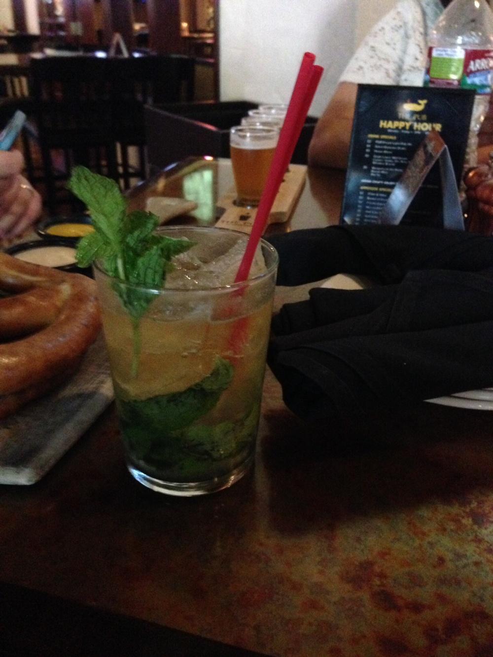 Mojito at The Pub