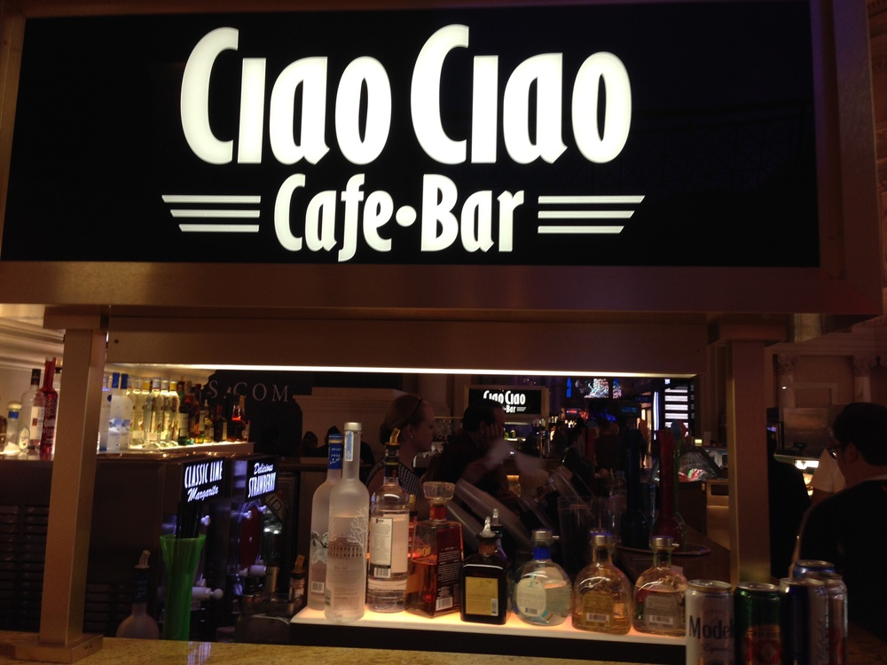 Ciao Ciao Cafe Bar at Caesar's