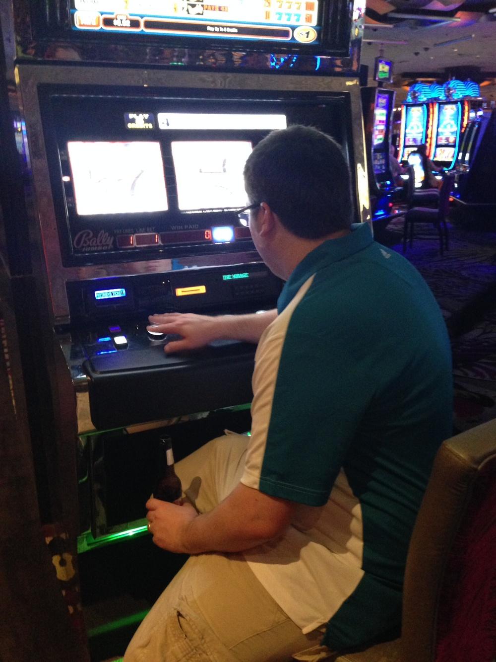 Slots at Mirage