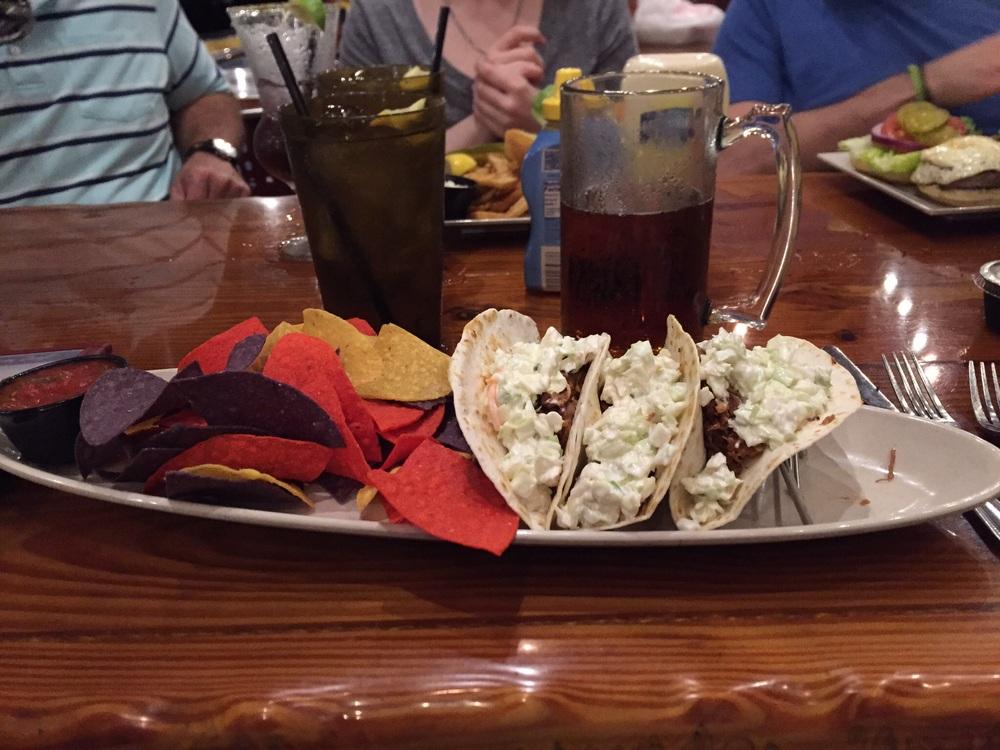 Bbq Pork Tacos