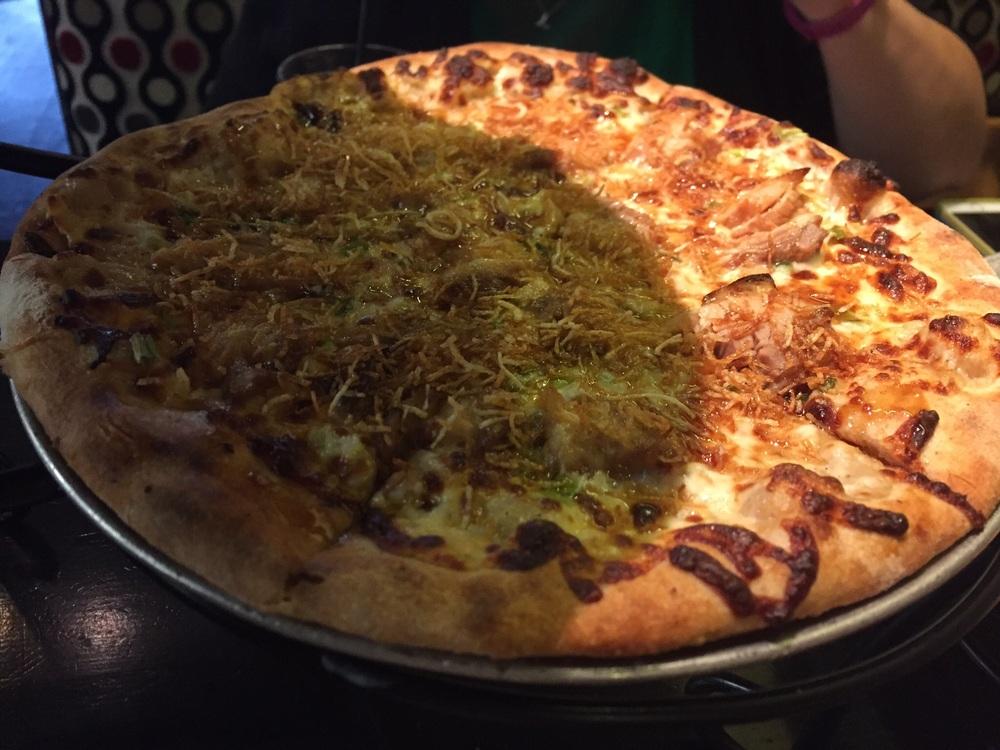 Kentucky pizza