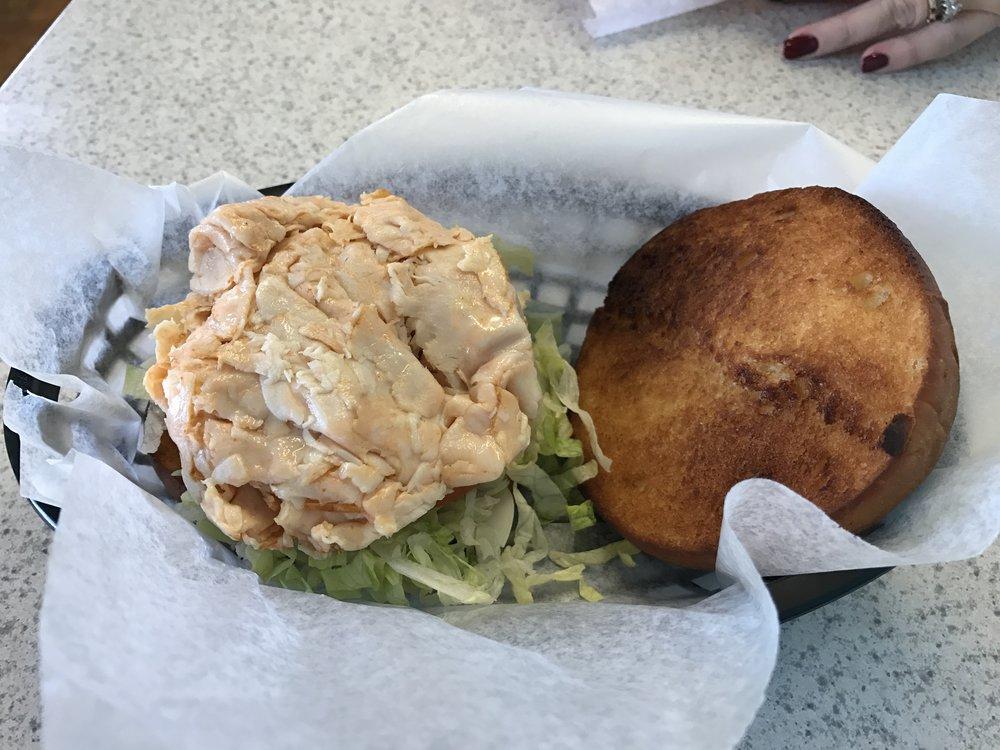 Buffalo Chicken Brioche