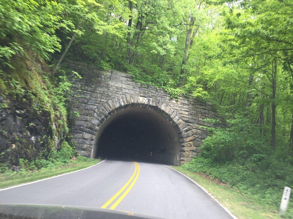 So many tunnels!