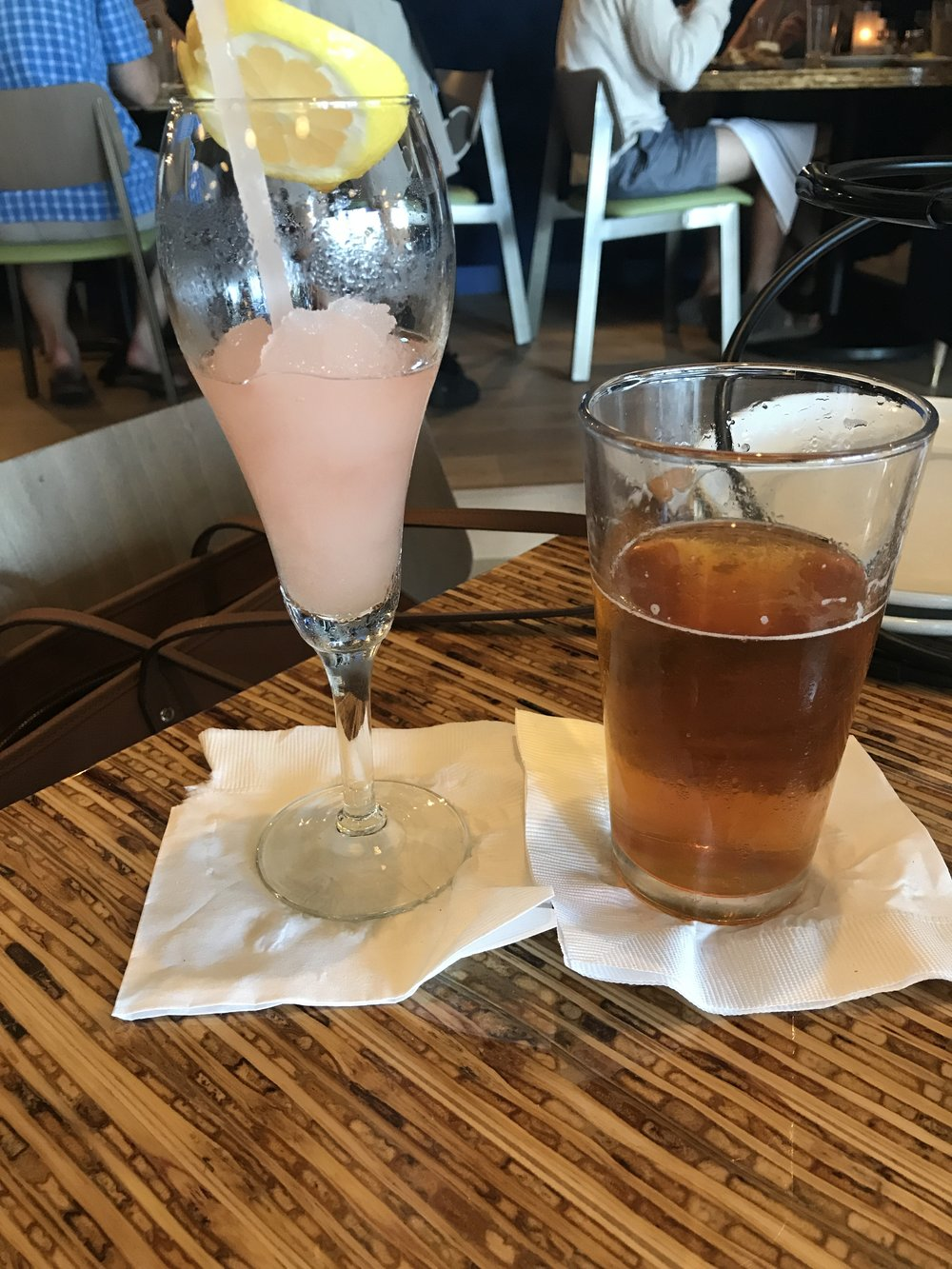 Frose and Blonde from Whitestone