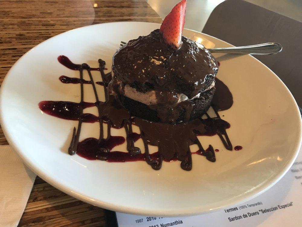 Chocolate Nutella Dessert