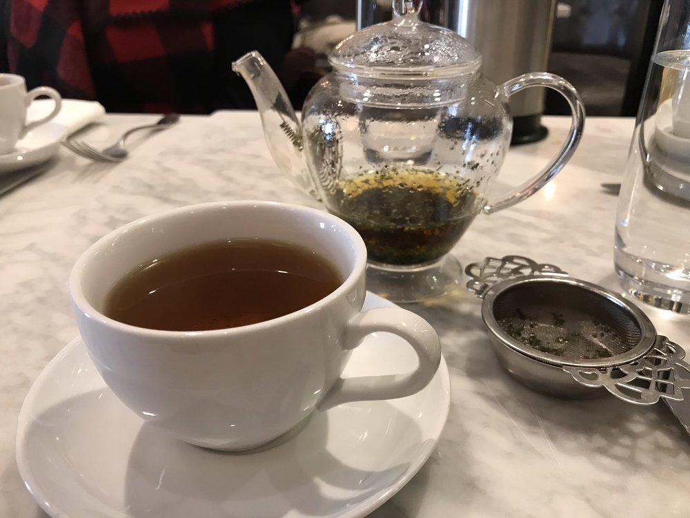 Tea for Brunch