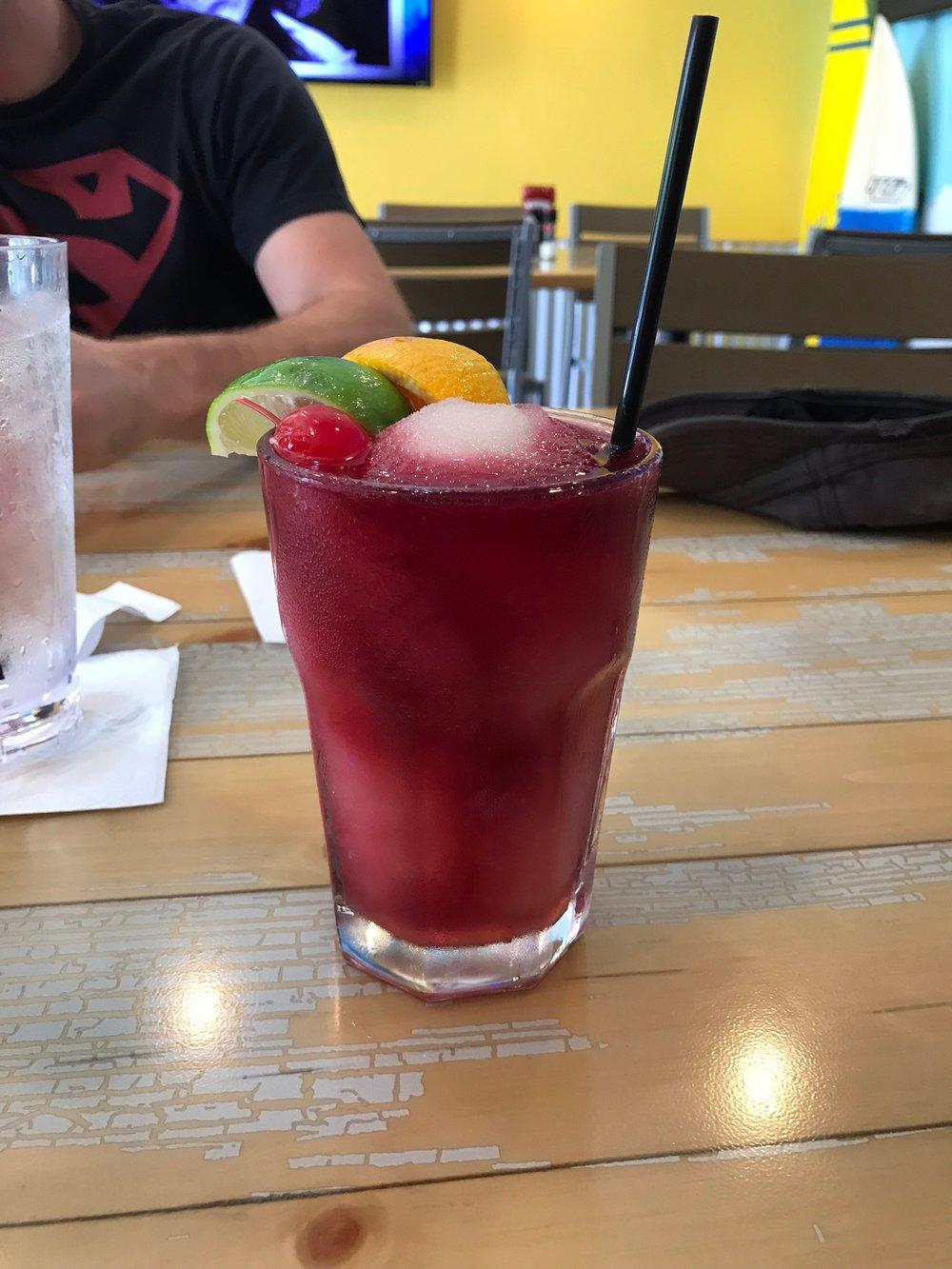 Sangarita-Day drinking!