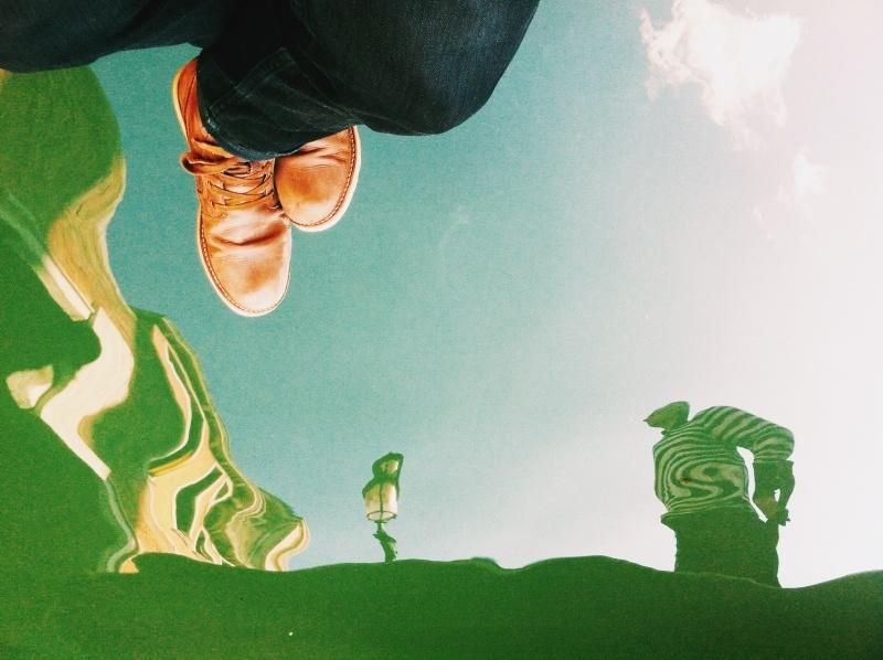Up above Venice . #OverTheEdgeOverAgain | Více u mě na  martin.vsco.co