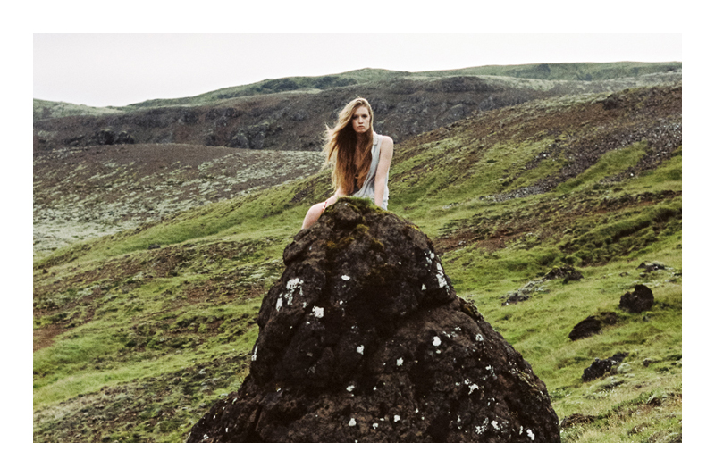 MOTHER EARTH (SHOT ON FILM IN ICELAND)