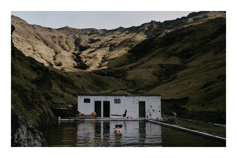 SELJAVALLALAUG POOL CHILL / ICELAND