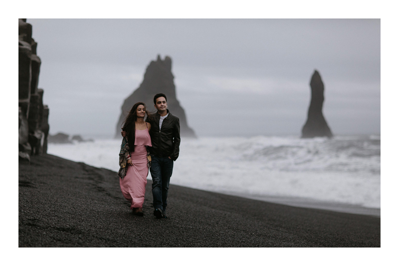 RAHUL & MANJU / ICELAND HONEYMOON