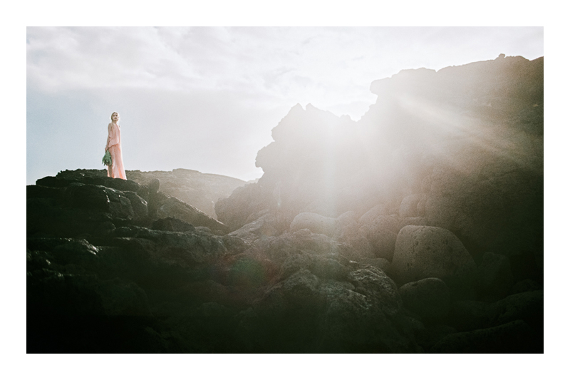 BÚDIR BRIDAL EDITORIAL / ICELAND, SHOT ON FILM